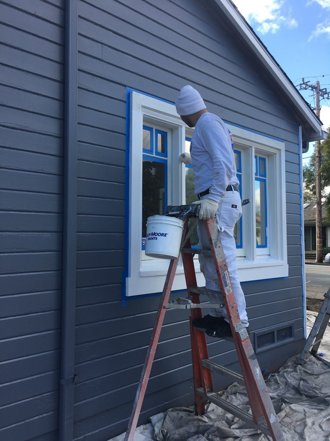 Exterior Painting in San Luis Obispo, CA - Why Attention to Detail is Important